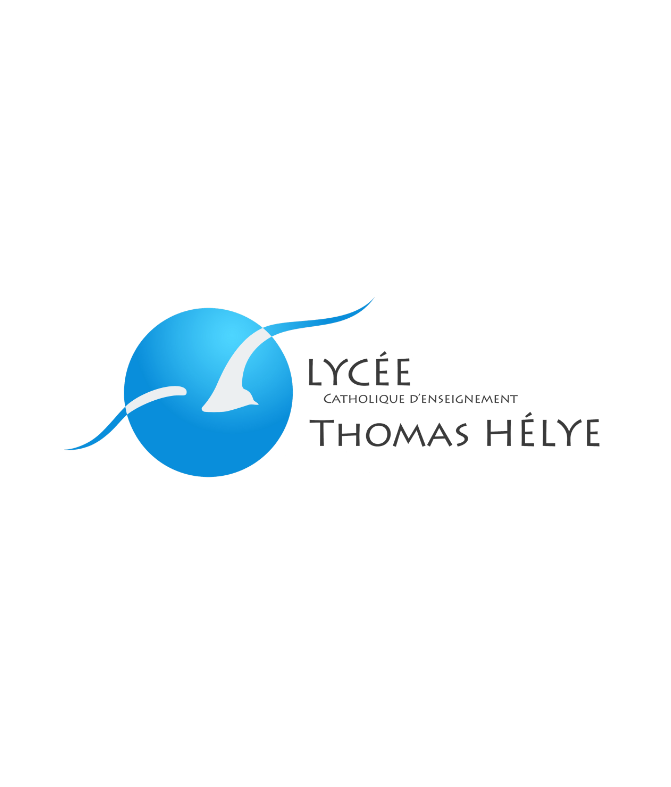 Logo Lycée Thomas Hélye Cherbourg en Cotentin FRANCE - Client Coaching and Becoming - Coach pour entreprise - coach orientation Normandie Paris