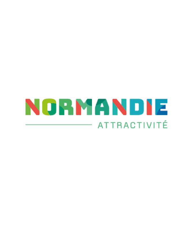 Logo NORMANDIE ATTRACTIVITE - Client Coaching and Becoming - Coach pour entreprise Normandie Paris
