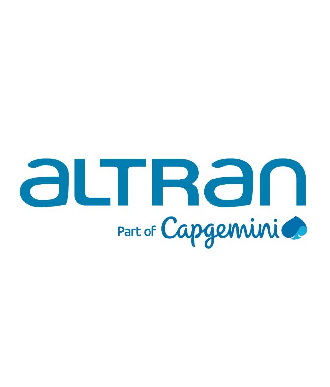 Logo Altran - Client Coaching and Becoming - Coach pour entreprise Normandie Paris